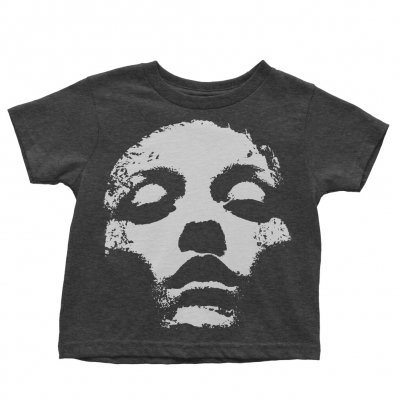 Jane Doe Toddler Tee (Dark Grey Heather)