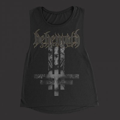 behemoth - Nergal Triumviratus Women's Muscle Tank (Black)