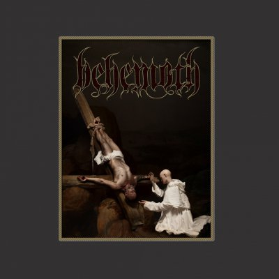 behemoth - Inverted Nergal Patch