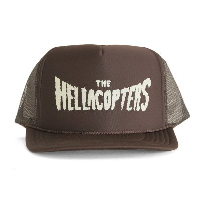 Logo Trucker (Brown)