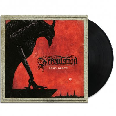tribulation - Down Below LP (Black)