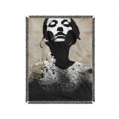 converge - Jane Doe Woven Blanket