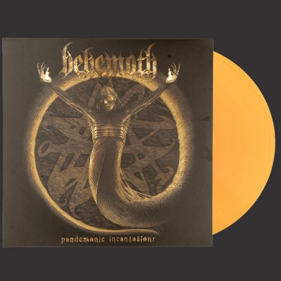 behemoth - Pandemonic Incantations LP (Orange)