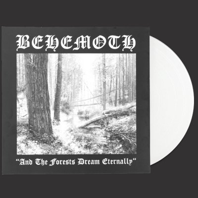 behemoth - And the Forests Dream Eternally LP (Clear)