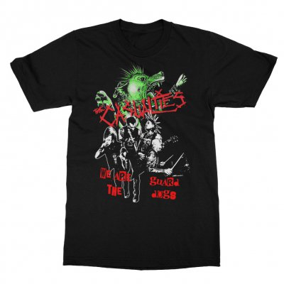 the-casualties - Guard Dogs Tee (Black)