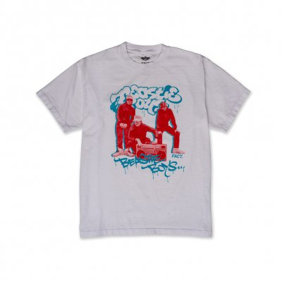 8fd96b7a1 B Boys Tee (White) | Beastie boys merch