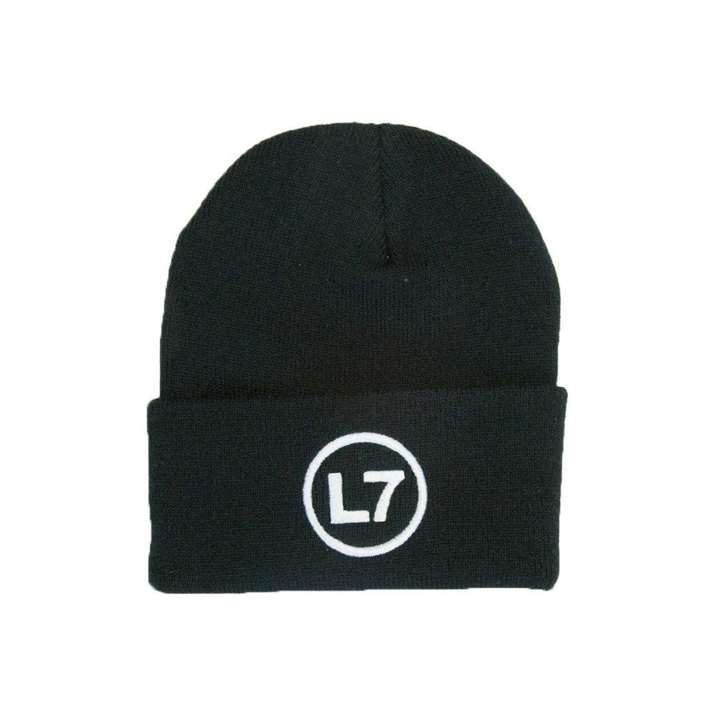IMAGE | Logo Beanie (Black)