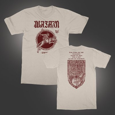 watain - Hellhound T-Shirt (Natural)