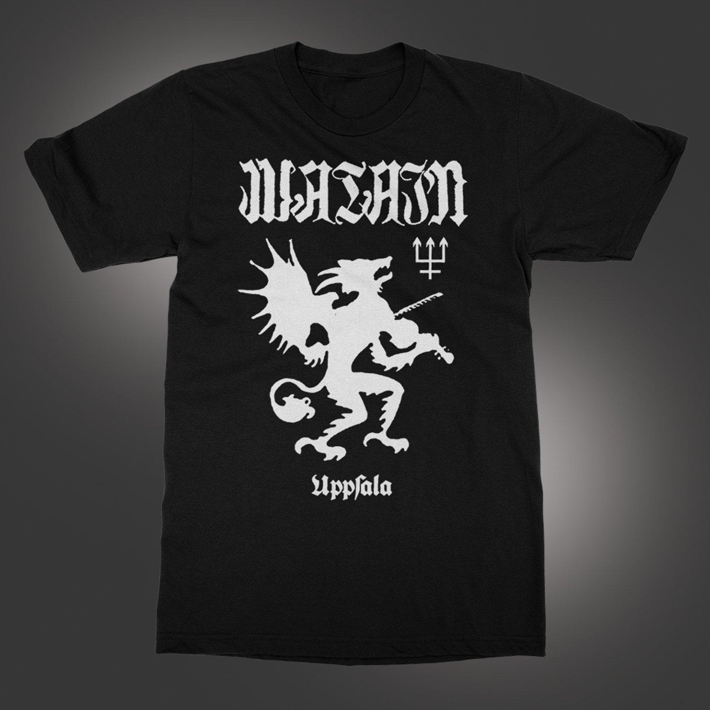 IMAGE   Uppsala T-Shirt (Black)