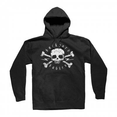 backyard-babies - Skull Pullover Hoodie (Black)