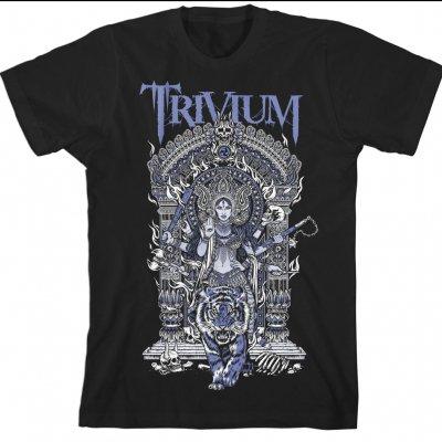 Trivium - Trivium Durga Tee