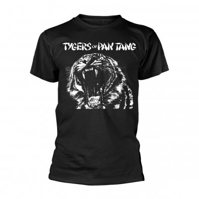 valhalla - Tygers Of Pan Tang Tiger Tee