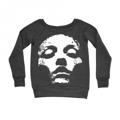 converge - Jane Doe Boatneck Women's Sweater (Charcoal)