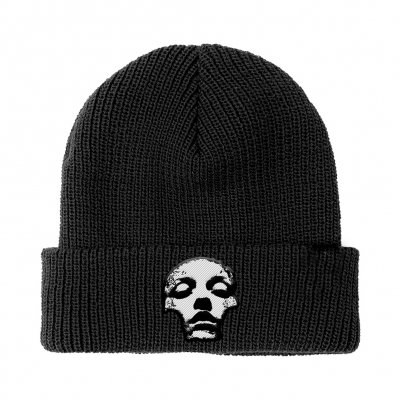 Jane Doe Patch Beanie (Black)