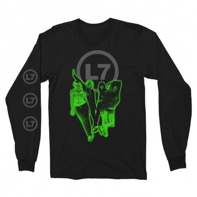 Glow Long Sleeve (Black)