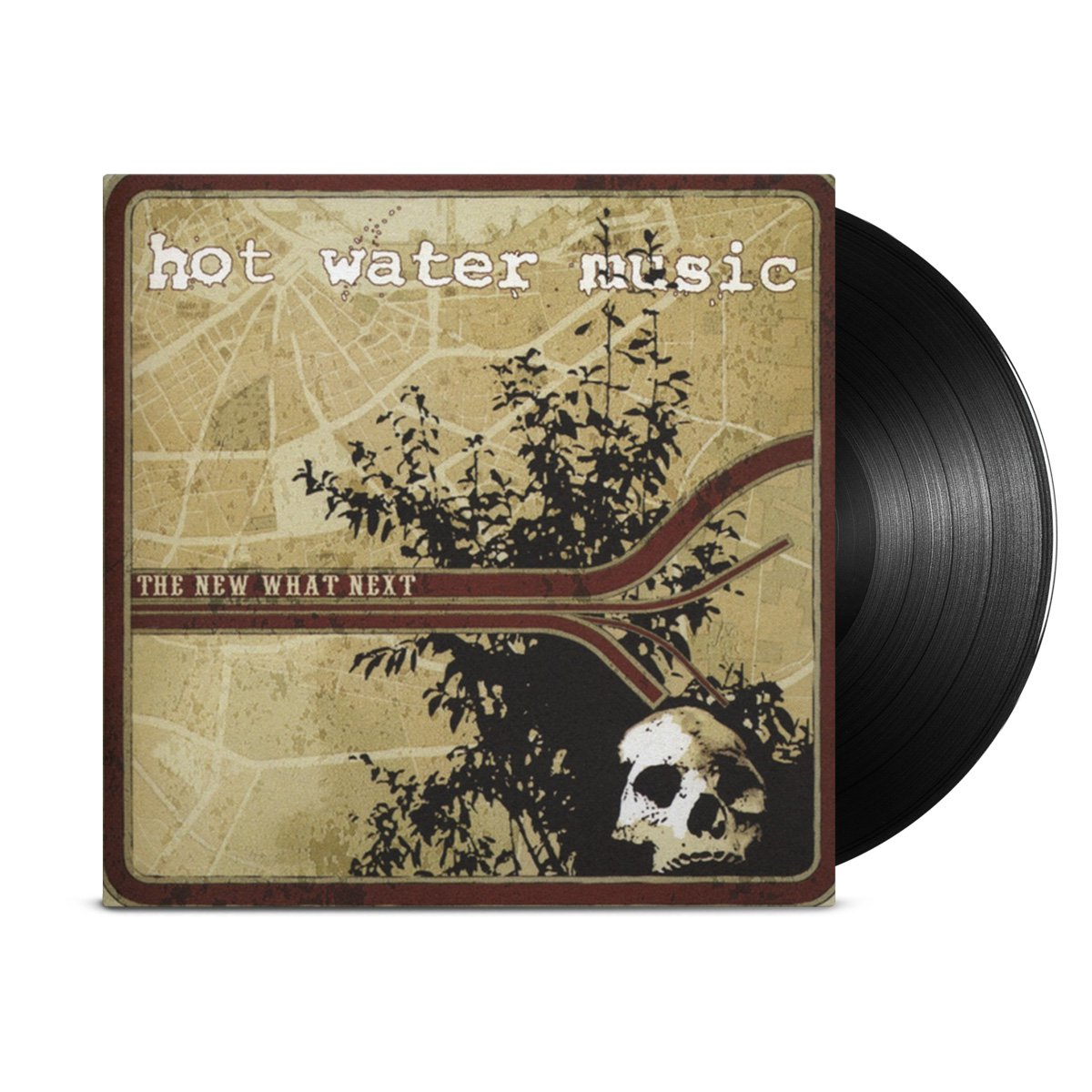 IMAGE | The New What Next LP (Black)