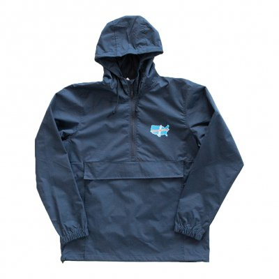 jimmy-eat-world - Across America Windbreaker (Black)