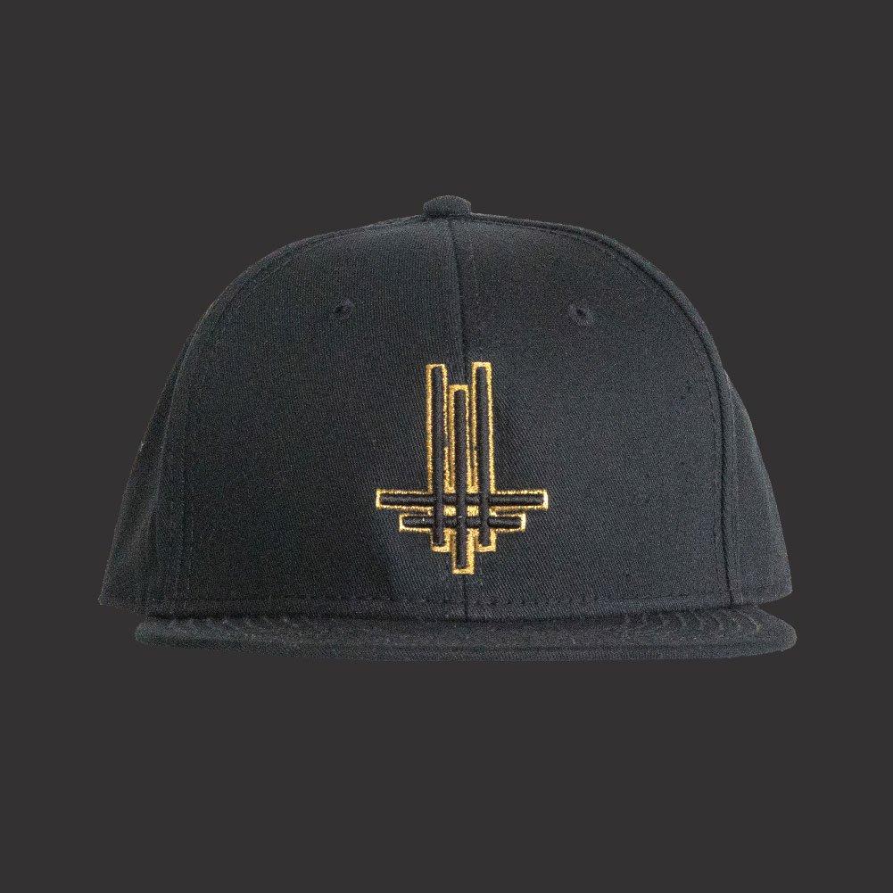 IMAGE | Triumviratus Snapback Hat (Black)