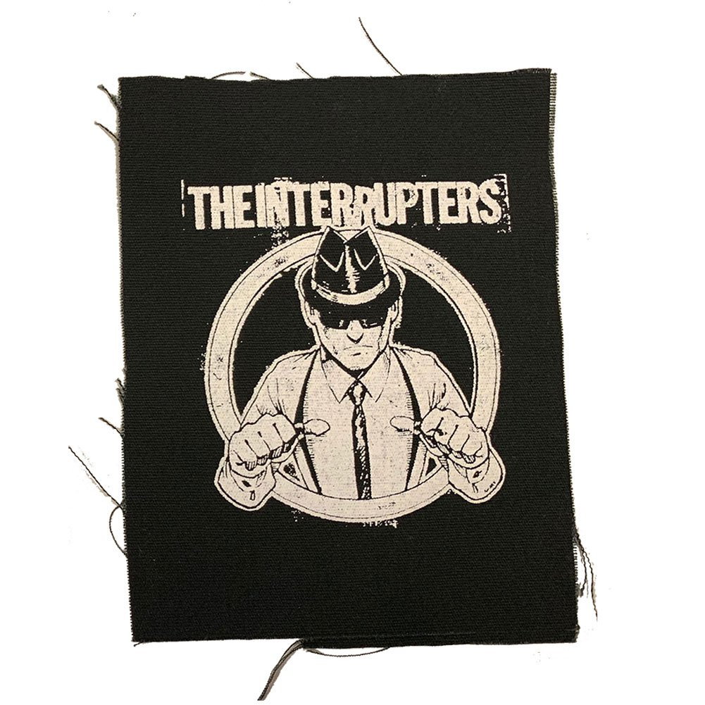 IMAGE | Suspenders Patch