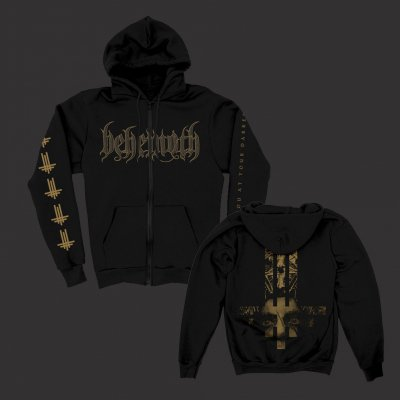 Triumviratus Zip Up Sweatshirt (Black)