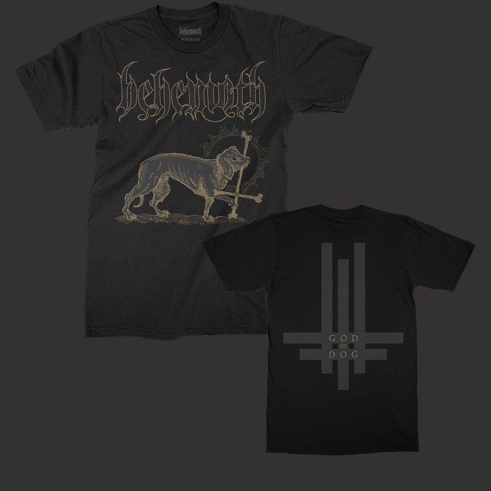 IMAGE | God=Dog T-Shirt (Black)