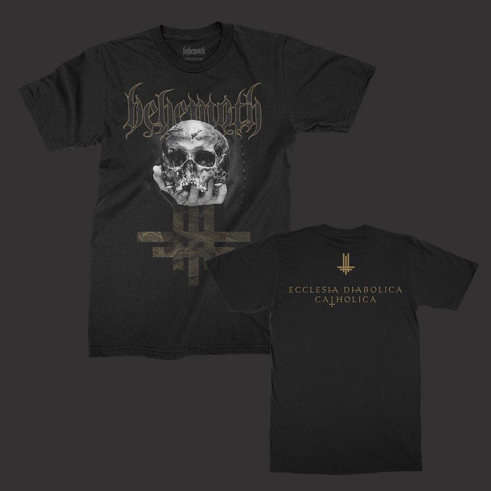 IMAGE | ILYAYD Skull T-Shirt (Black)