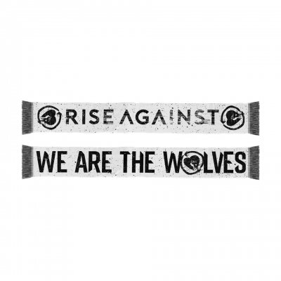 rise-against - We Are The Wolves Scarf