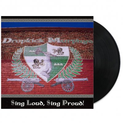 Sing Loud, Sing Proud LP (Black)