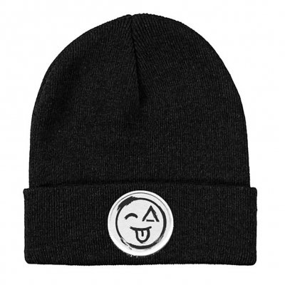 from-ashes-to-new - Crazy Patch Beanie (Black)