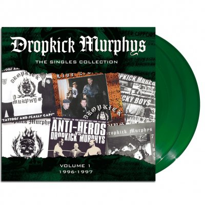 dropkick-murphys - The Singles Collection Vol. 1 2xLP (Green)