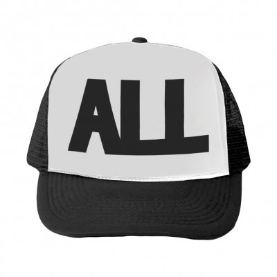 ALL Logo Trucker Hat