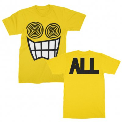 Allroy Tee (Yellow)