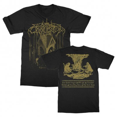 Wolves In The Throne Room - Thrice Woven T-Shirt (Black)