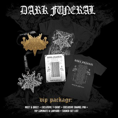 dark-funeral - VIP Experience and Meet & Greet