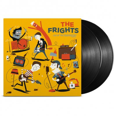 The Frights - Live at the Observatory 2xLP (Black)