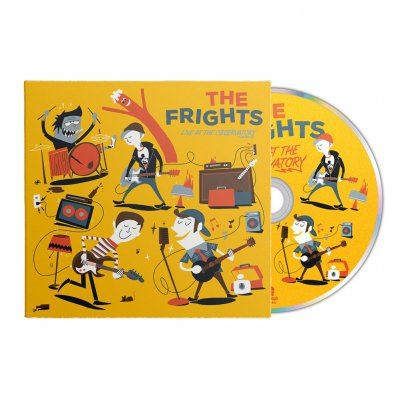 The Frights - Live at The Observatory CD