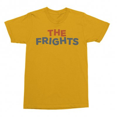 the-frights - Logo Tee (Gold)