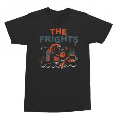 the-frights - Stage Tee (Black)