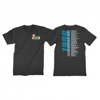 Retrospective 1996 T-Shirt (Black)