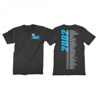 Retrospective 2002 T-Shirt (Black)
