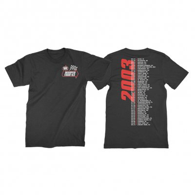 Retrospective 2003 T-Shirt (Black)
