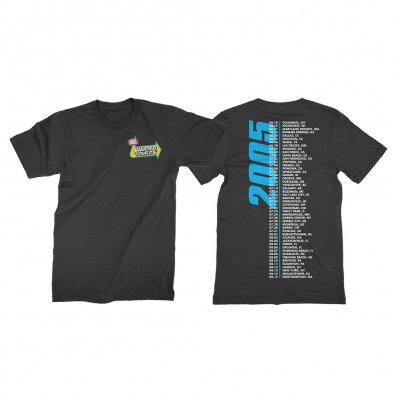 Retrospective 2005 T-Shirt (Black)