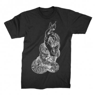 prism-tats - Snake Hand Tee (Black)