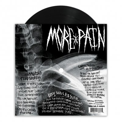 More Pain - Self-Titled X-Ray Flexi 7'' EP