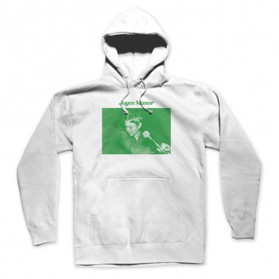 joyce-manor - Dear Nora Pullover Hoodie (White)
