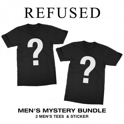 Refused Mystery Bundle