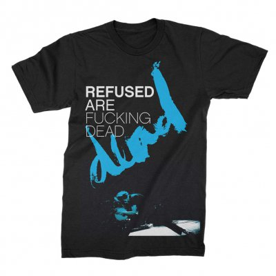 Refused - Refused Are Dead Tee (Black)