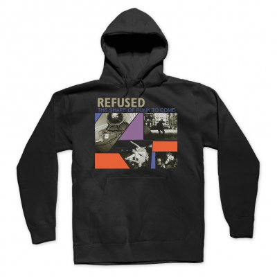 Refused - Shape Of Punk Hoodie (Black)