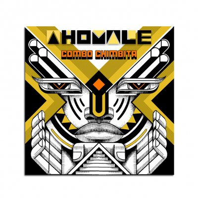 Combo Chimbita - Ahomale CD