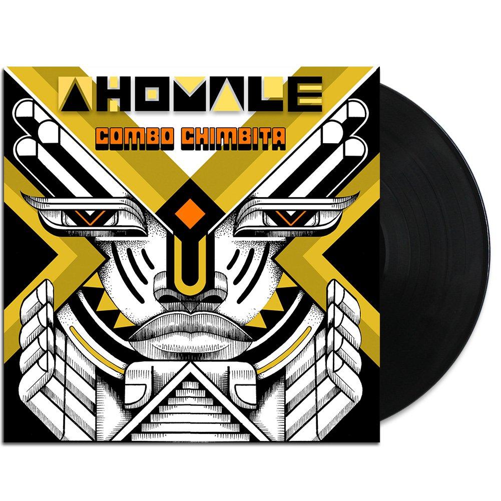 IMAGE | Ahomale LP (Black)